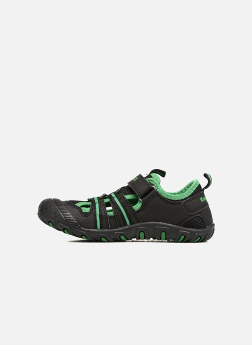 Chaussures de sport Kangaroos KangaSpeed X4 Noir vue face