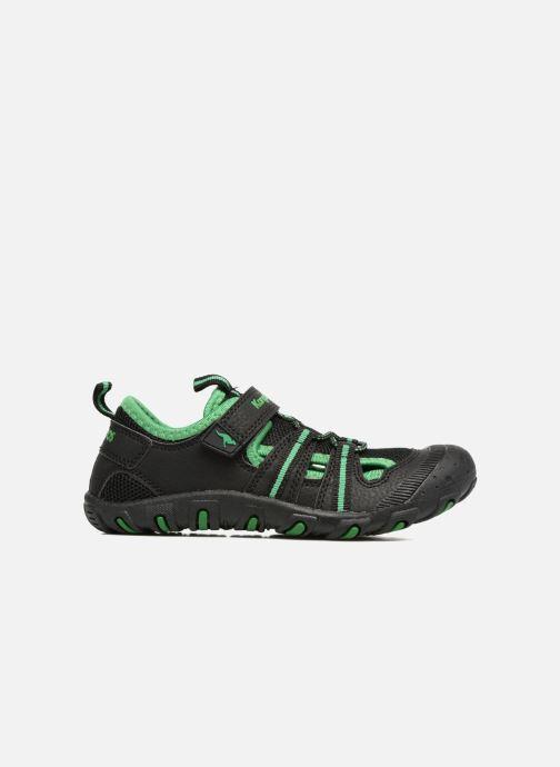 Chaussures de sport Kangaroos KangaSpeed X4 Noir vue derrière