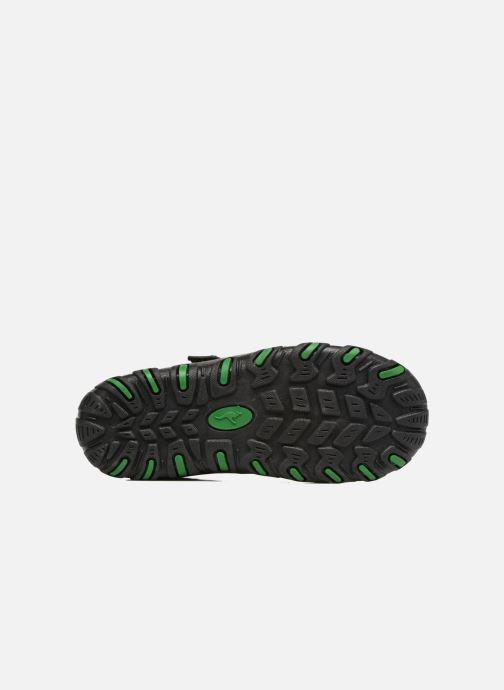 Chaussures de sport Kangaroos KangaSpeed X4 Noir vue haut