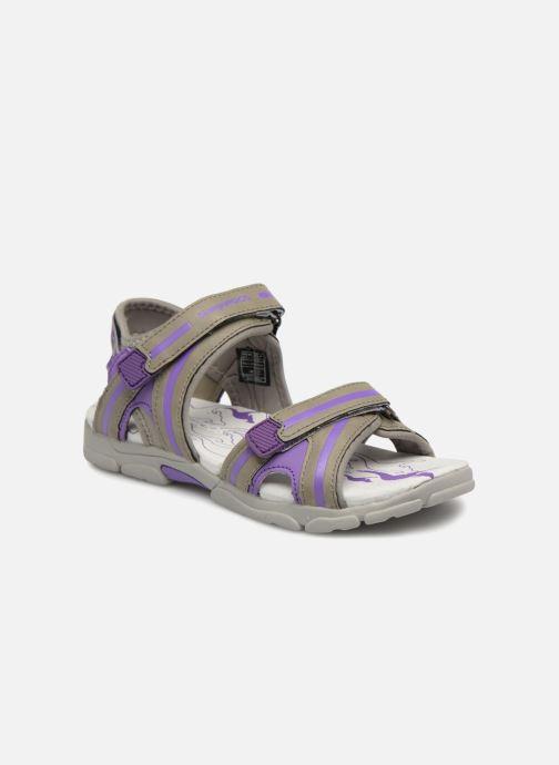 Sandales et nu-pieds Kangaroos Corgi 2 Violet vue détail/paire