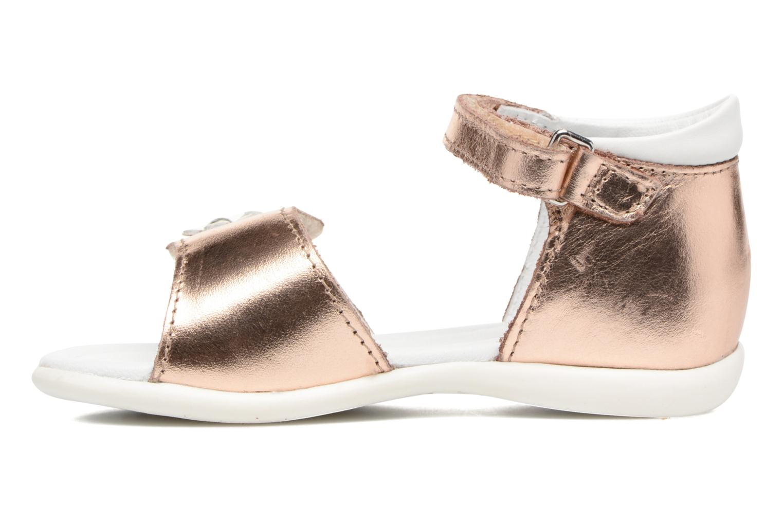 Sandales et nu-pieds Mod8 Grama Rose vue face
