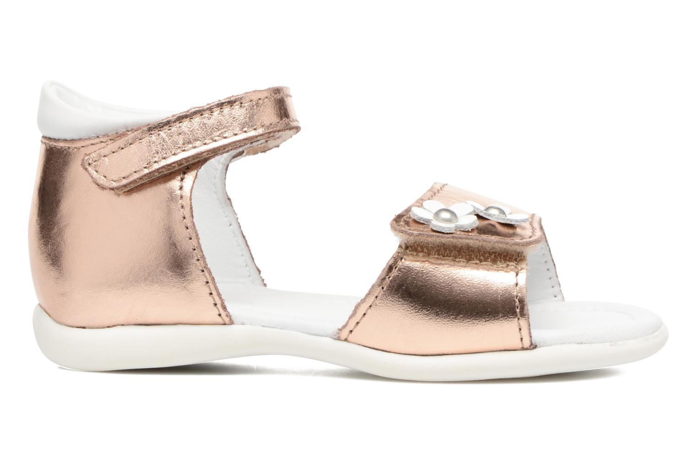 Sandales et nu-pieds Mod8 Grama Rose vue derrière