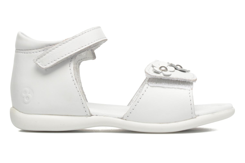 Sandalen Mod8 Grama Wit achterkant