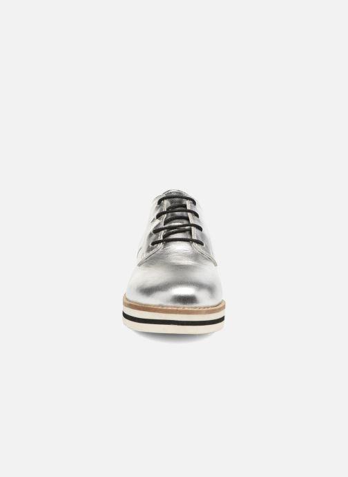 Chaussures à lacets Coolway Avocado Argent vue portées chaussures