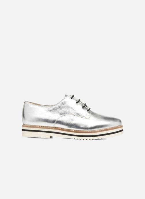 Chaussures à lacets Coolway Avocado Argent vue derrière
