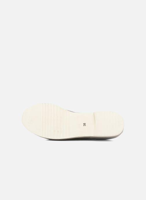 Chaussures à lacets Coolway Avocado Argent vue haut