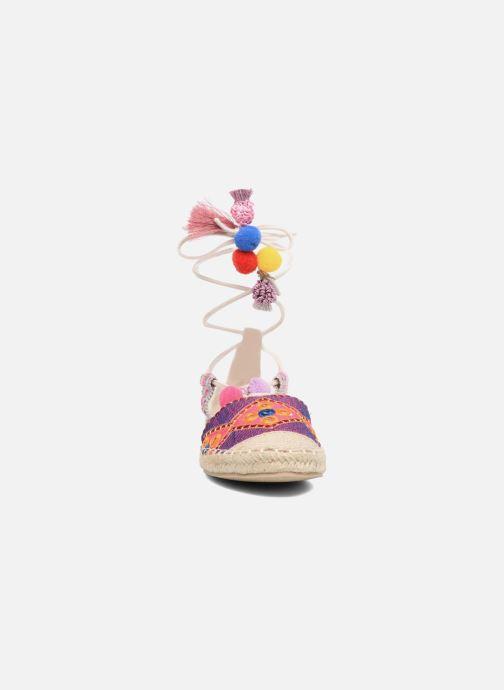 Espadrilles Coolway Bamburi mehrfarbig schuhe getragen