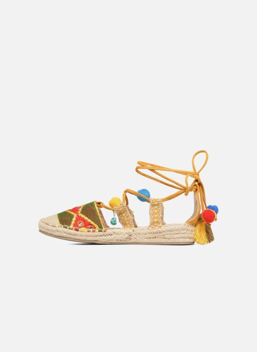 Espadrilles Coolway Bamburi Multicolore vue face