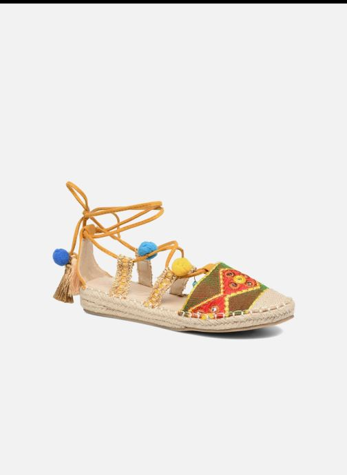 Espadrilles Coolway Bamburi Multicolor detailed view/ Pair view