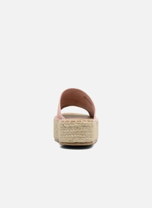 Espadrilles Coolway Bora Pink view from the right