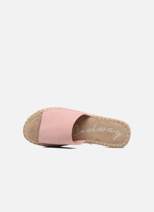 Espadrilles Coolway Bora Pink view from the left