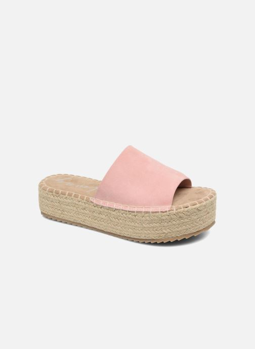 Espadrilles Coolway Bora Pink detailed view/ Pair view