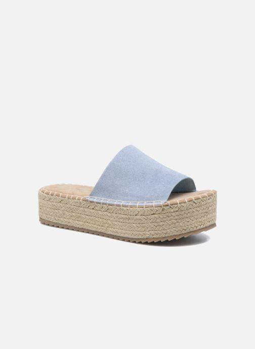 Espadrillos Coolway Bora Blå detaljeret billede af skoene