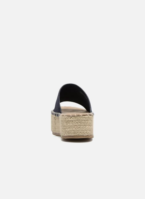 Espadrilles Coolway Bora Blue view from the right