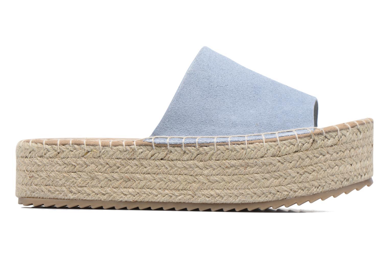 Scarpe di corda Coolway Bora Azzurro immagine posteriore