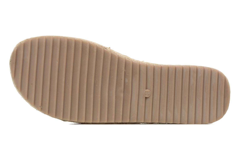 Scarpe di corda Coolway Bora Marrone immagine dall'alto