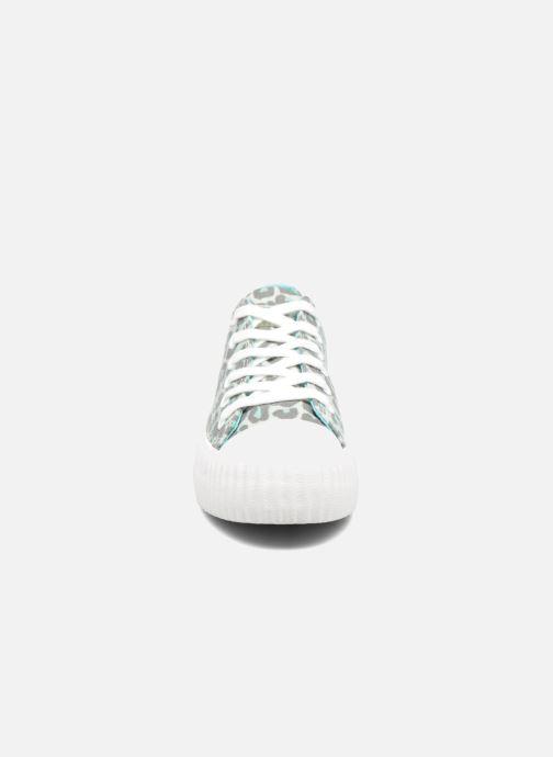 Sneaker Coolway Britney grau schuhe getragen