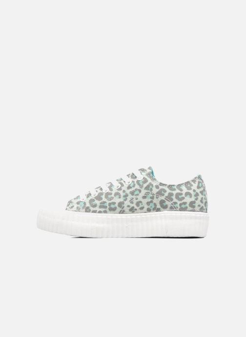 Sneakers Coolway Britney Grå se forfra