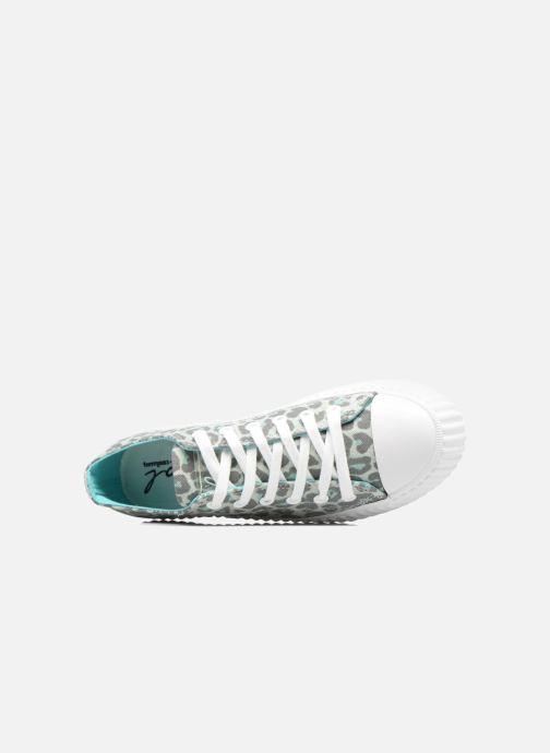 Sneaker Coolway Britney grau ansicht von links