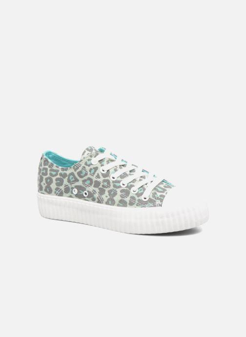Sneakers Coolway Britney Grå detaljeret billede af skoene