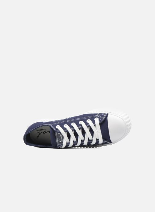 Trainers Coolway Britney Blue view from the left