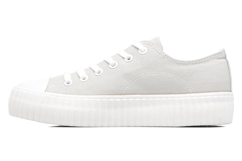Sneakers Coolway Britney Grijs voorkant