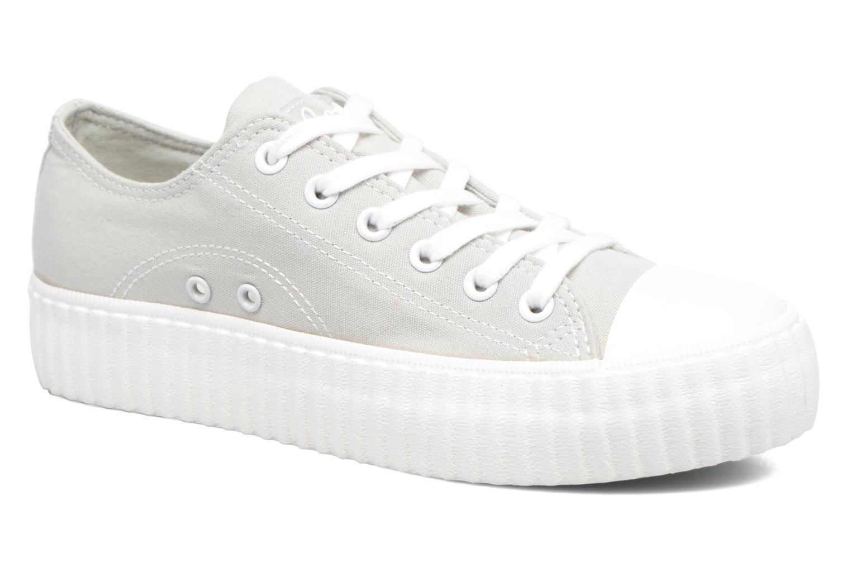 Sneakers Coolway Britney Grijs detail