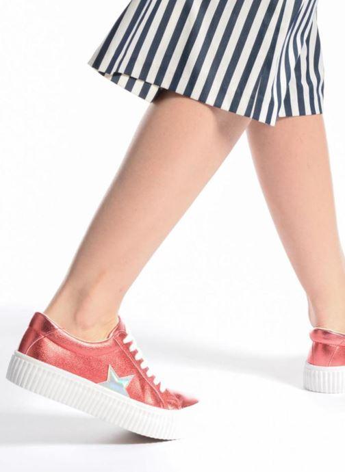 Sneakers Coolway Cherry Sort se forneden