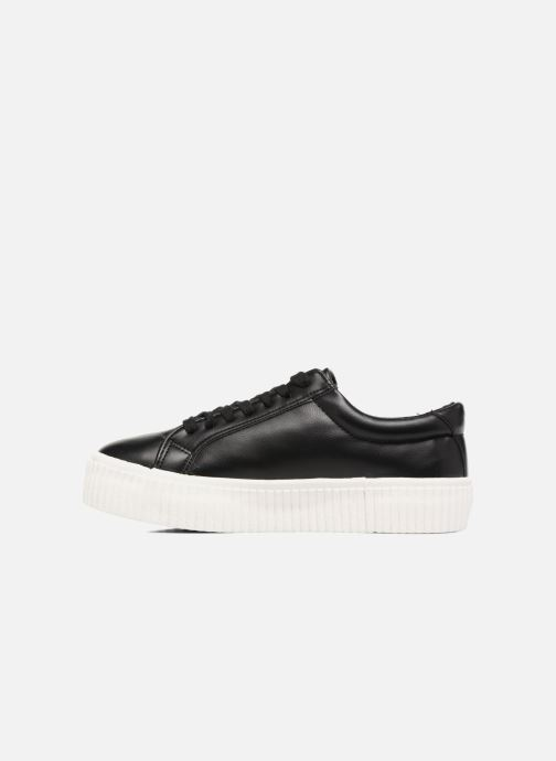 Sneakers Coolway Cherry Sort se forfra