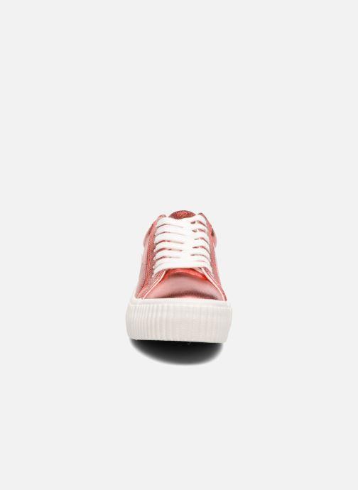Sneaker Coolway Cherry rot schuhe getragen