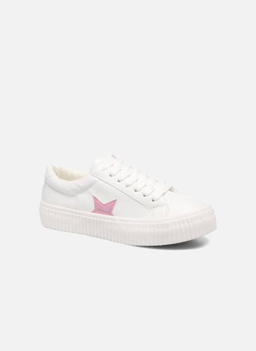 Trainers Coolway Cherry White detailed view/ Pair view