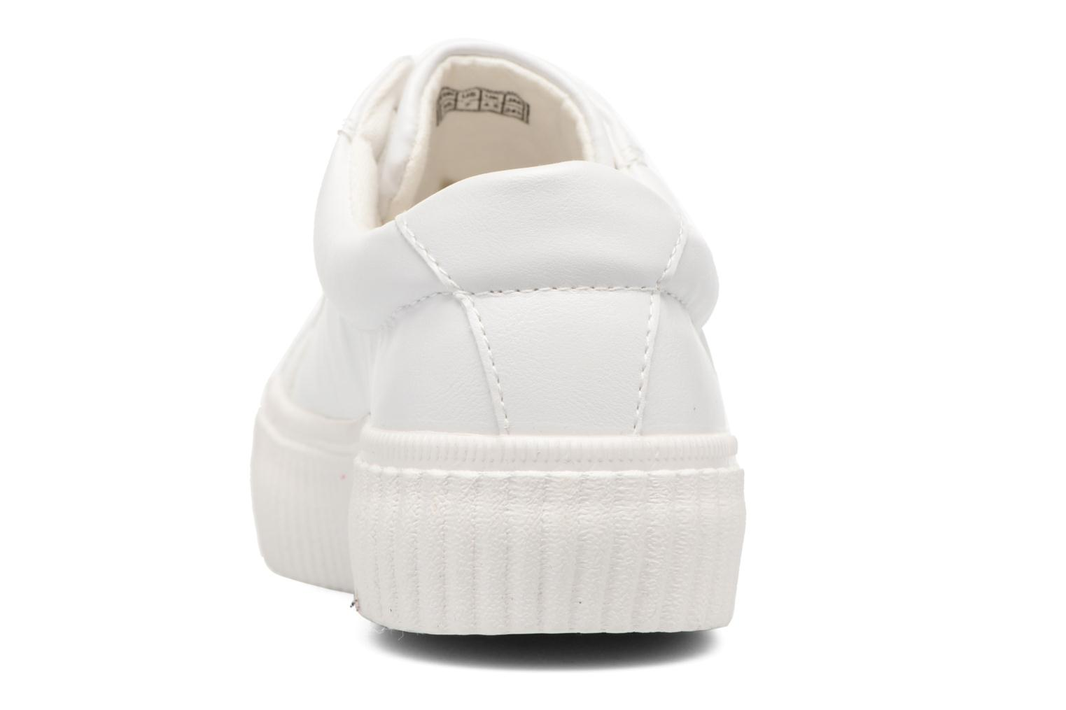 Sneakers Coolway Cherry Bianco immagine destra