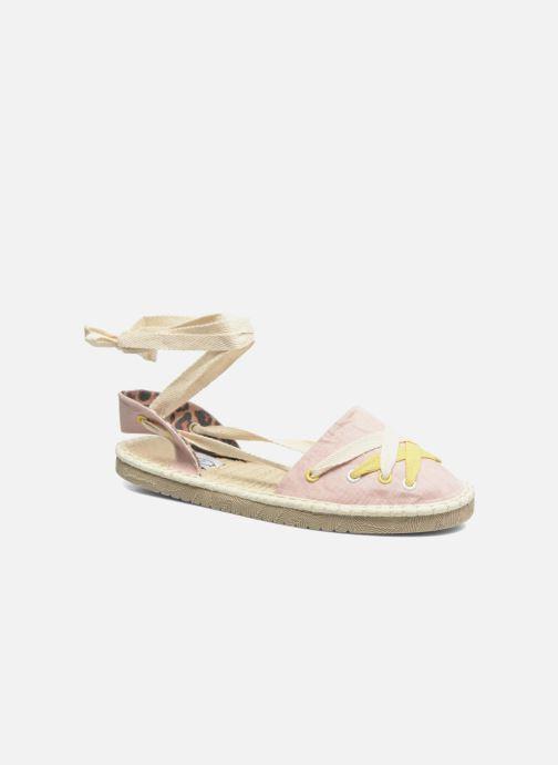 Espadrillos Coolway Guajira Pink detaljeret billede af skoene