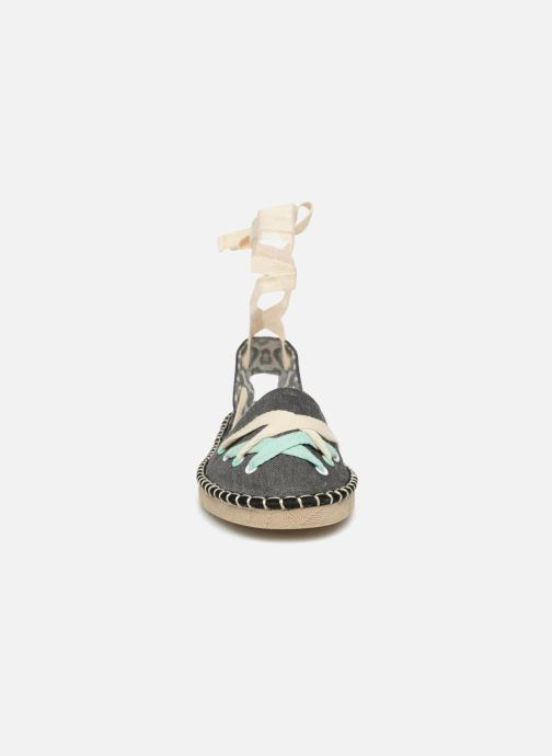 Espadrilles Coolway Guajira Noir vue portées chaussures