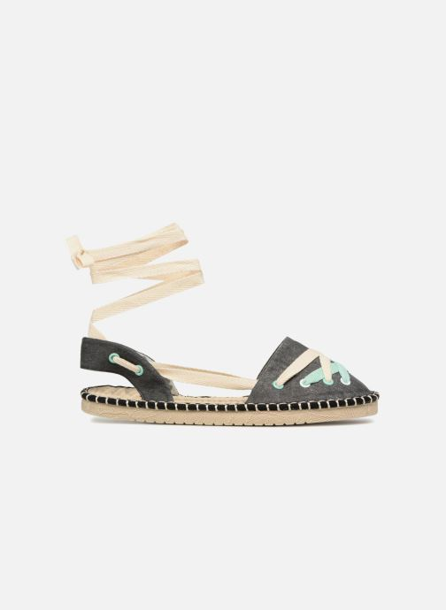 Espadrilles Coolway Guajira Black back view