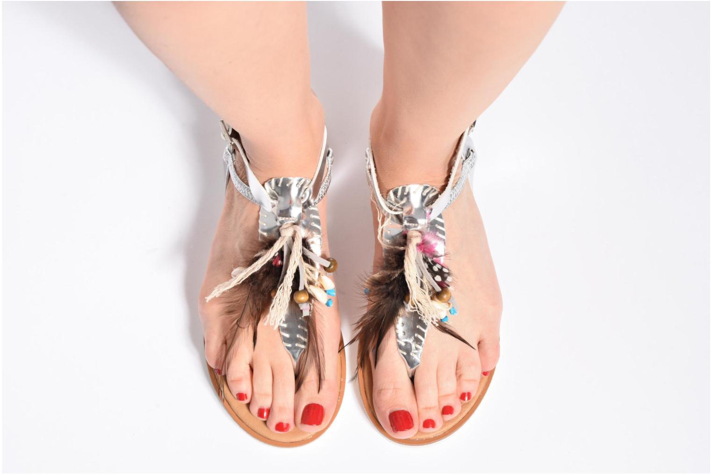 Sandali e scarpe aperte Coolway Honololu Marrone immagine dal basso