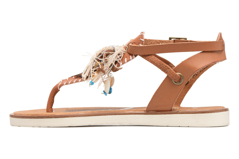 Sandali e scarpe aperte Coolway Honololu Marrone immagine frontale