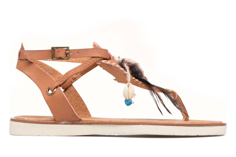 Sandali e scarpe aperte Coolway Honololu Marrone immagine posteriore