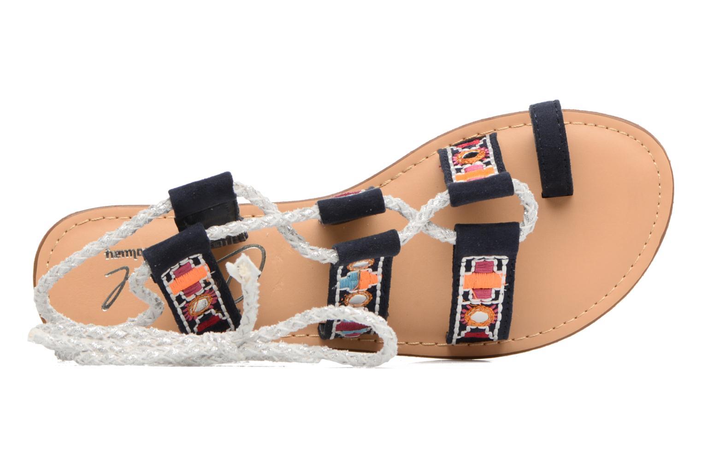 Sandali e scarpe aperte Coolway Nassau Azzurro immagine sinistra