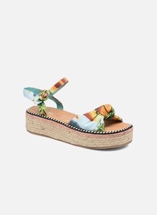 pieds multicolore Chez Parrot Sandales Nu Coolway Et H8UXT5q