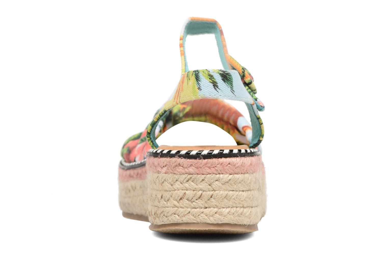 Sandali e scarpe aperte Coolway Parrot Multicolore immagine destra
