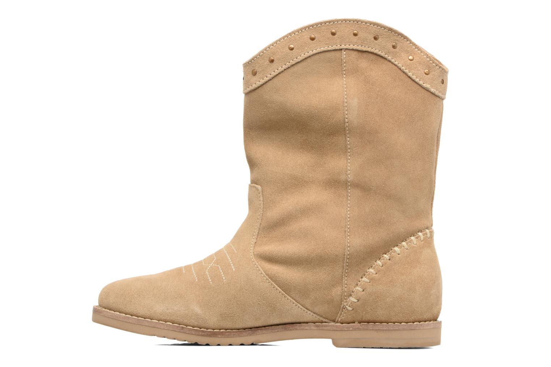 Bottines et boots Coolway Quartz Marron vue face