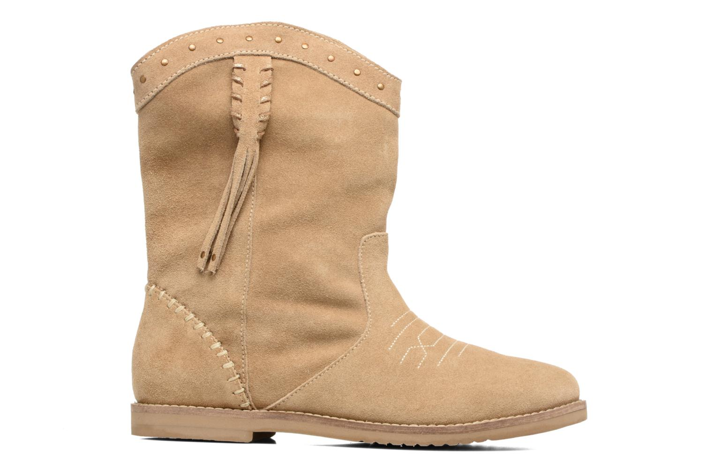 Bottines et boots Coolway Quartz Marron vue derrière