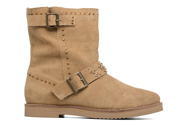 Bottines et boots Coolway Mica Marron vue derrière