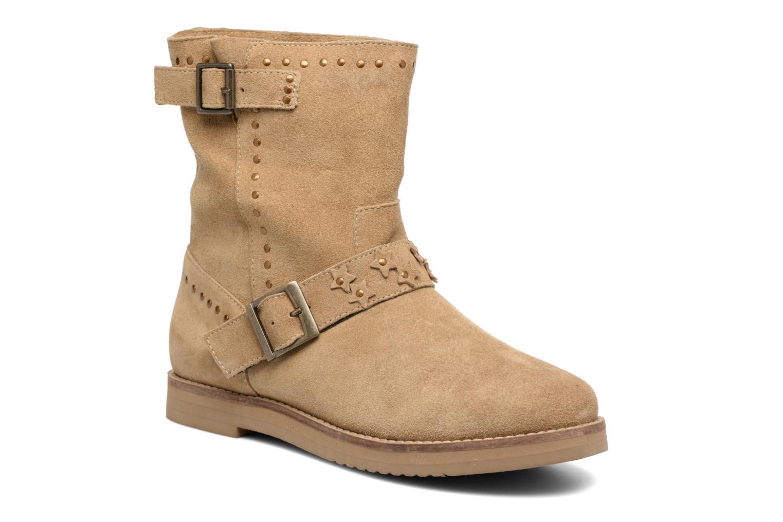 Bottines et boots Coolway Mica Marron vue détail/paire