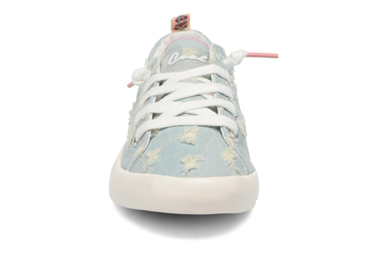 Baskets Coolway Susie Bleu vue portées chaussures