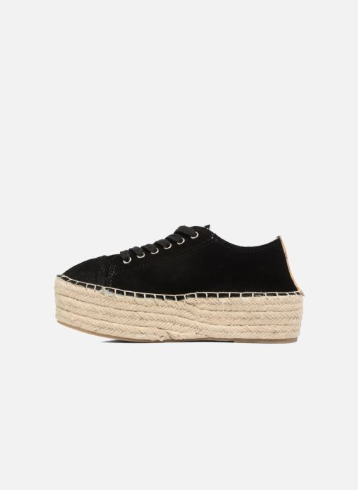 Lace-up shoes Coolway Tango Black front view