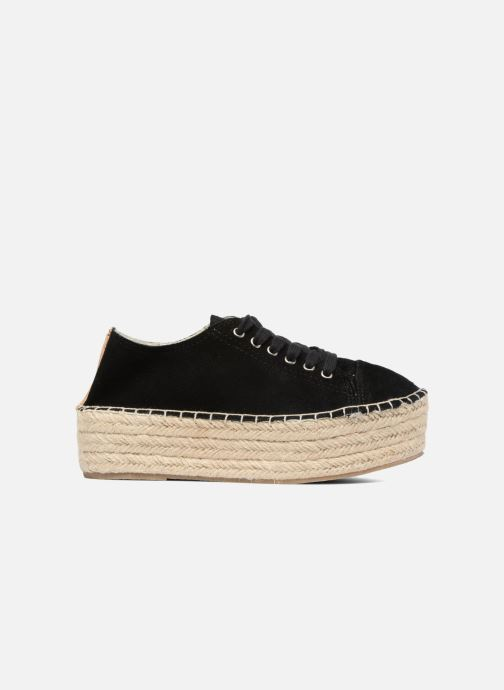 Lace-up shoes Coolway Tango Black back view