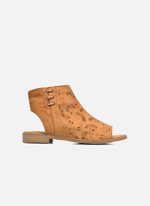 Sandales et nu-pieds Coolway Topaz Marron vue derrière