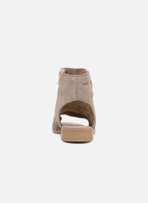 Sandales et nu-pieds Coolway Topaz Argent vue droite
